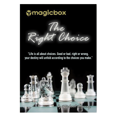 The Right Choice by Michael Murray - Tricks