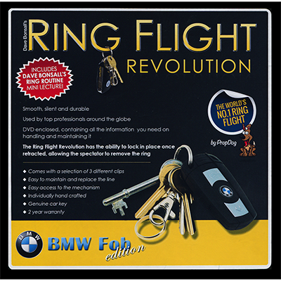 Ring Flight Revolution (BMW)by David Bonsall - Trick