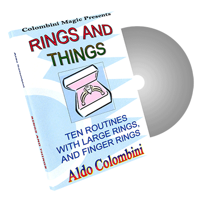 Ring and Things by Wild-Colombini - DVD