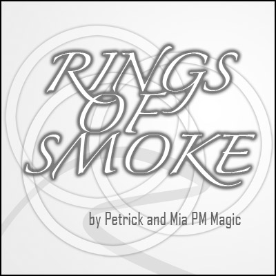 Rings of Smoke (5, Medium) by Petrick and Mia PM Magic - Trick