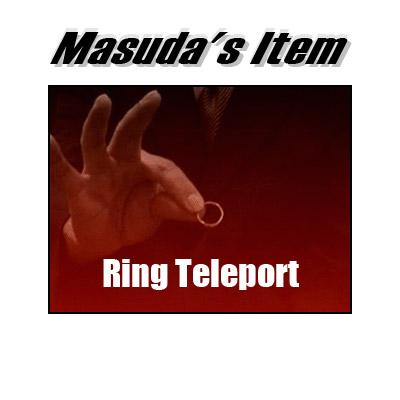 Ring Teleport by Hideki Tani and Katsuya Masuda- Trick