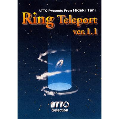 Ring Teleport 2 (version 1.1) by Hideki Tani and Katsuya Masuda- Trick