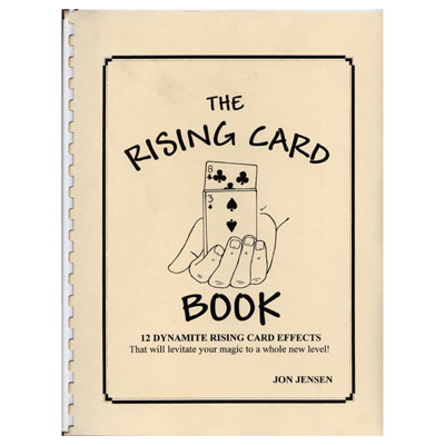 Rising Card book Jon Jensen