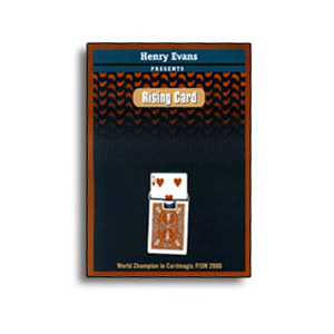 Rising Card (Rojo) - Henry Evans