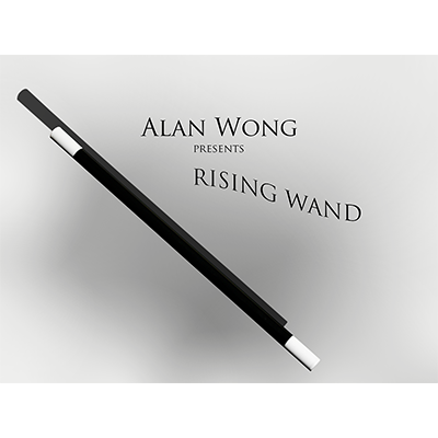 Rising Wand by Alan Wong - Trick