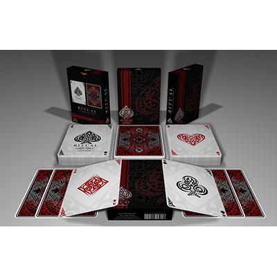 Ritual Playing Cards by US Playing Cards - Trick