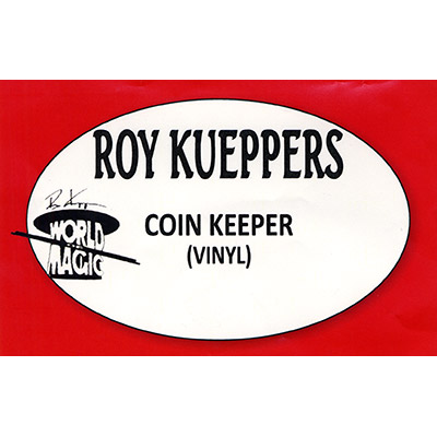 Kueppers Coin Keeper - ( Coin Wallet ) - Vinyl - Trick