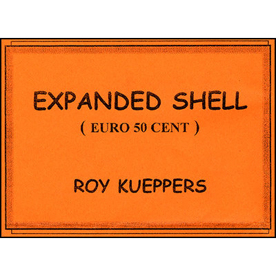 Expanded Shell - Euro 50 Cent  by Roy Kueppers - Trick