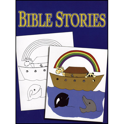Coloring Book - Biblia