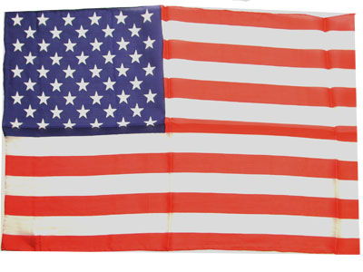 American Flag 13x20 Silk by Royal - Trick