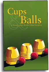 Cups & balls booklet Fun Inc