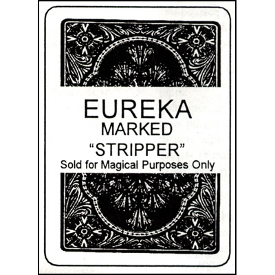 Eureka Deck Marked/Stripped by Royal Magic - Trick