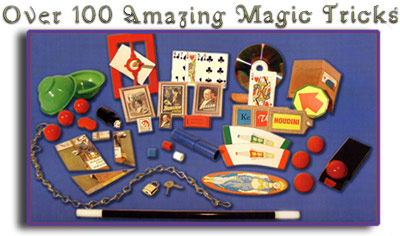 Secrets of the Great Magicians' Royal Magic Set