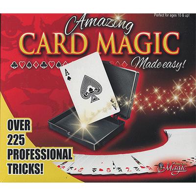 Set de Trucos de Magia con Cartas Pro - Kit