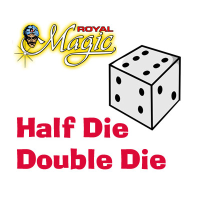 Half Die Double Die by Royal Magic - Trick