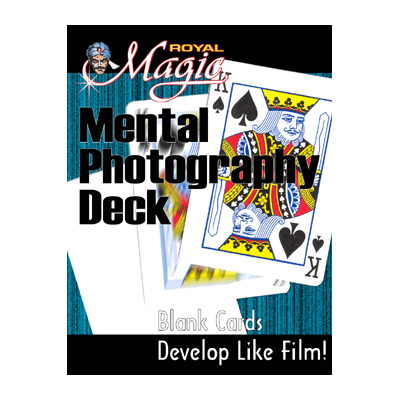 Mental Photo Deck by Royal Magic - Trick