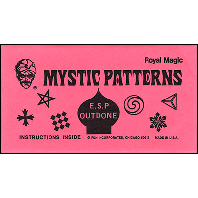 Mystic Patterns Royal