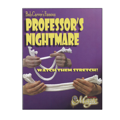 Professor's Nightmare Pro - Royal Magic