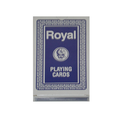 Regular Deck Royal One Way Back (Blue)