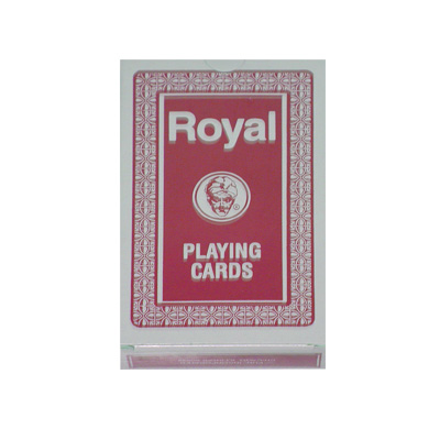 Regular Deck Royal One Way Back (Red)