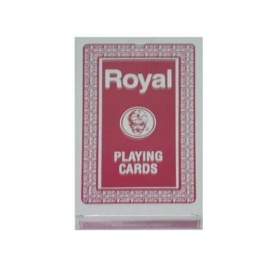 Regular Deck Royal One Way Back (Red)