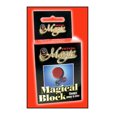 Bloques Magicos - Truco de Trucos de Magia con Monedas