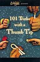 101 Trucos de Magia con Thumb Tip - Libro