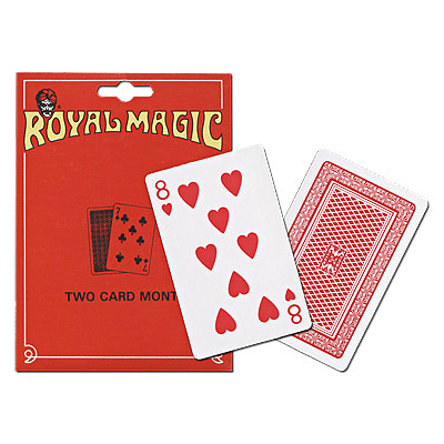 Two Card Monte - Royal Magic