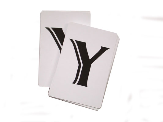 Y Cards by Royal Magic(1 card= 1 unit)Trick