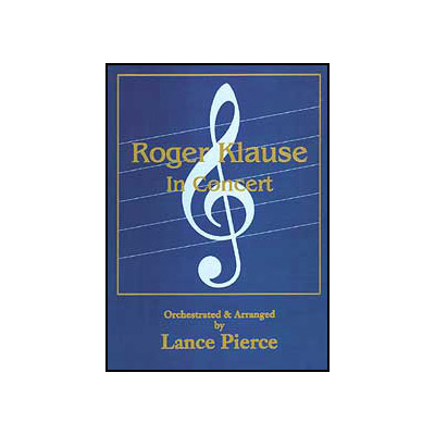 Roger Klause In Concert - Book