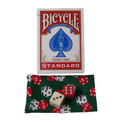 Roll the Dice Card Prediction by Ickle Pickle Products