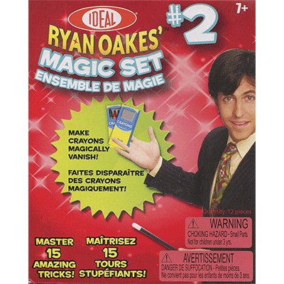 Ryan Oakes Magic Set #2 (0C1152) - Trick