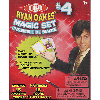 Ryan Oakes Magic Set #4 (0C1154) - Trick