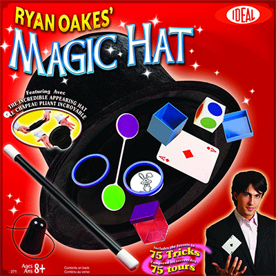 Ryan Oakes Magic Hat (0C2719)  - Trick