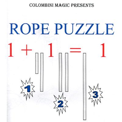Rope Puzzle trick