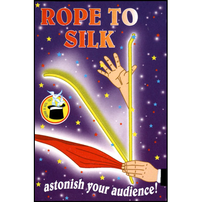 Rope To Silk (12 inch) - Trick