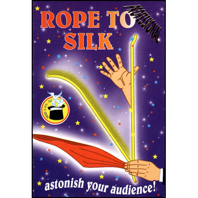 Rope To Silk Professional (18 inch) - Trick