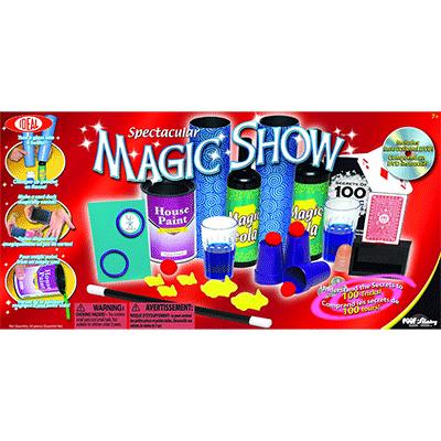Espectacular Show de Magia - Set de Magia 100 Trucos