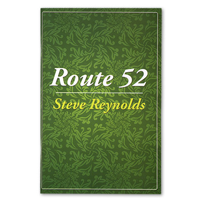 Route 52 by Steve Reynolds - Book