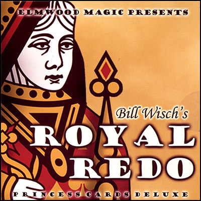Royal Redo (with DVD) - Bill Wisch - Trick