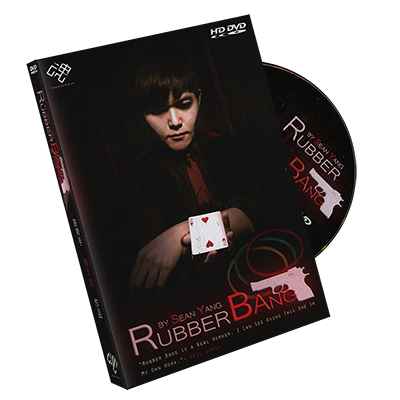 Rubber Bang! by Sean Yang - DVD
