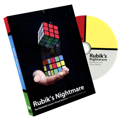 Rubiks Nightmare - Michael Lam & SansMinds Magic - DVD