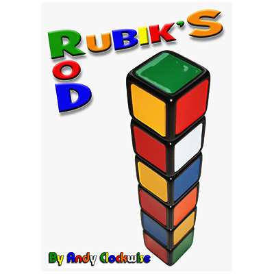 Rubik's Rod by Andy Clockwise - Trick
