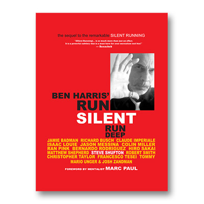 Run Silent, Run Deep by Ben Harris - Book