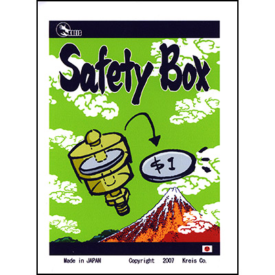 Safety Box by Kreis Magic - Trick
