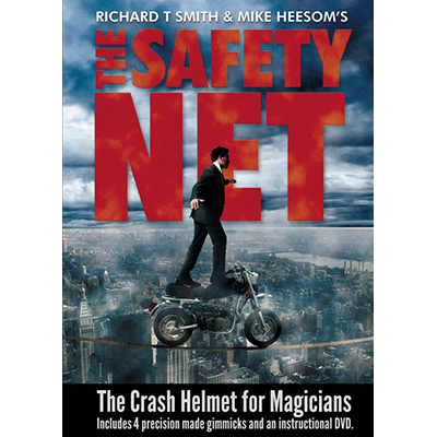 Safety Net - Richard T Smith & Mike Heesom