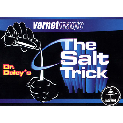 Salt Trick (Dr. Daley) by Vernet - Trick