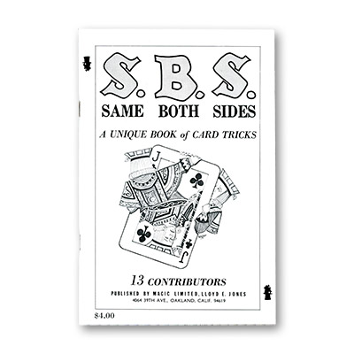 Same Both Sides by Lloyd E Jones - Book