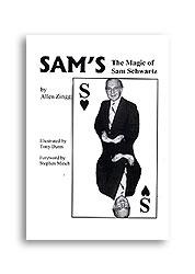 Sam's book Sam Schwartz/Zingg