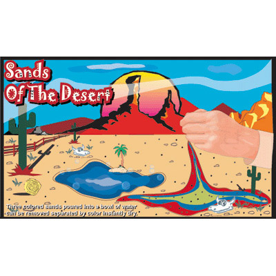 Sands of The Desert - Trick